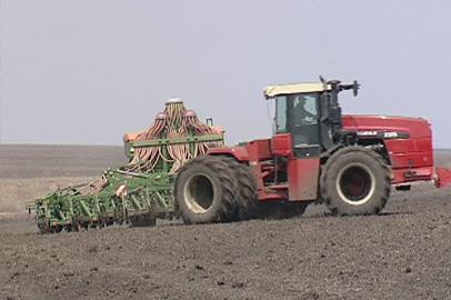 План по севу ранних зерновых в Приамурье не выполнен даже на треть