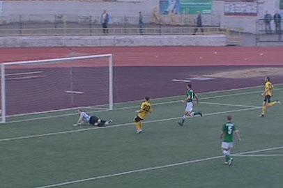 В последней домашней встрече «Амур-2010» победил «Якутию» со счетом 3:2