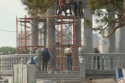 Ко Дню города в Благовещенске откроется участок новой набережной