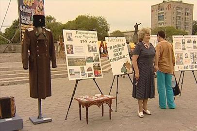 Магдагачинцы в Благовещенске рассказали об истории казачества
