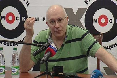 Московский журналист Матвей Ганапольский встретился с амурскими коллегами