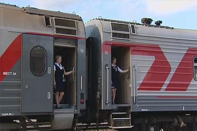 На пригородных поездах Приамурья число пассажиров снизилось вдвое