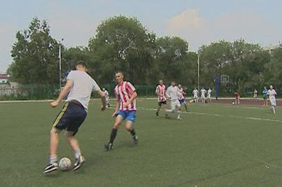 Кубок мини-футбольной федерации завершается в Благовещенске