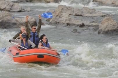 Жители и гости Приамурья активно исследуют северные реки
