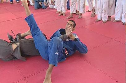 Чемпион Бразилии и Европы по джиу-джитсу потренировал дальневосточных спортсменов