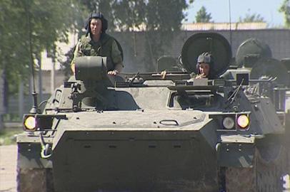 В Восточном военном округе проходят внеплановые учения