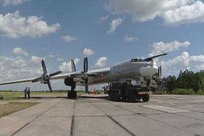К учениям в Восточном военном округе подключилась авиабаза «Украинка»