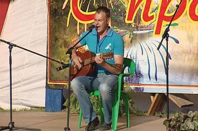 «Встречи на Ульме» собрали почти 50 исполнителей гитарной песни