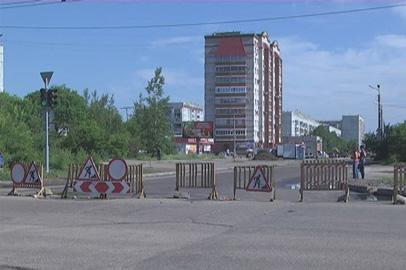 Благовещенские депутаты проинспектировали ремонт городских дорог