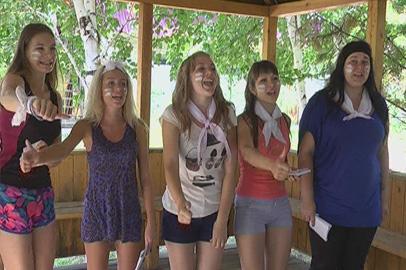 Лучшие студенты АмГУ поучились лидерству в летнем лагере активистов