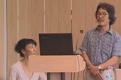 Японские дизайнеры и архитекторы прочитали лекции в АмГУ