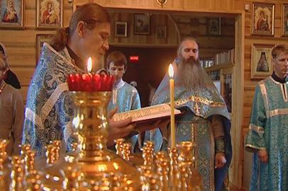 Амурские православные попросили у Бога хорошей погоды
