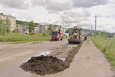 На ремонт дорог Зеи потратят около 40 миллионов рублей