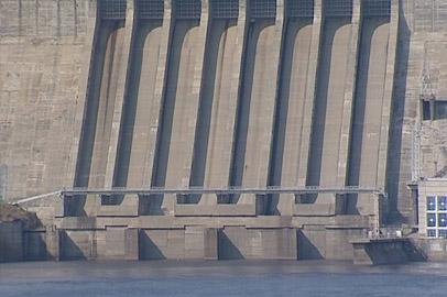 На водохранилище Зейской ГЭС растет уровень воды