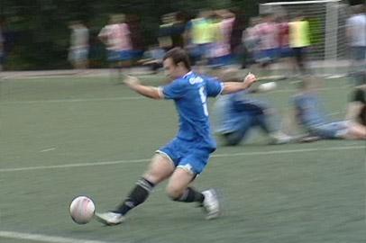 В Благовещенске прошел отборочный турнир чемпионата области по мини-футболу