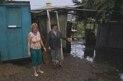 Некоторые благовещенцы начали покидать свои дома из-за подтопления
