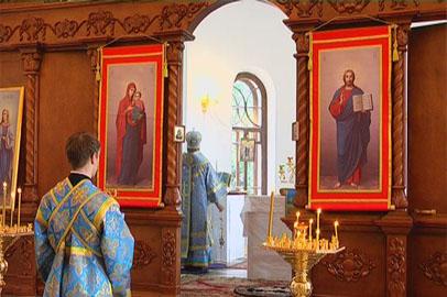 В храме во имя иконы «Всех скорбящих Радость» завершена реконструкция