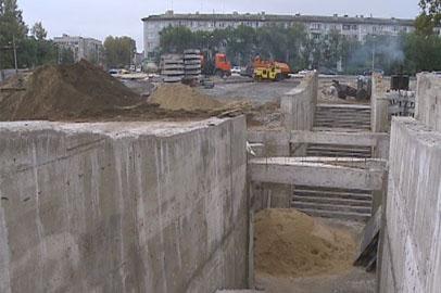В Белогорске достраивают второй в области подземный переход