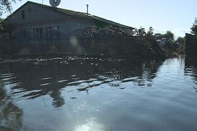 Подтопленными остаются 15 населённых пунктов в 9 районах Приамурья