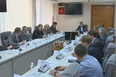 Состоялось первое заседание комиссии по ликвидации последствий наводнения