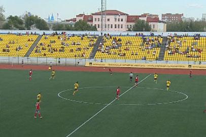 Футболисты «Амура» завершили первый круг чемпионата в зоне «Восток»