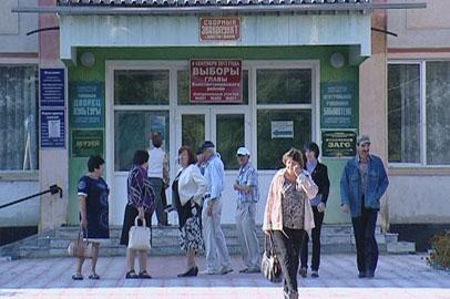 В Константиновском районе явка на выборы была одной из самых высоких