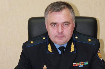 Начальником амурского погрануправления назначили Ивана Краснощекова