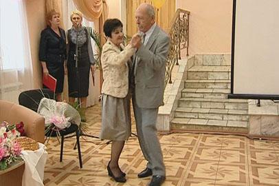Потомок Муравьева-Амурского отпраздновал в Благовещенске золотую свадьбу