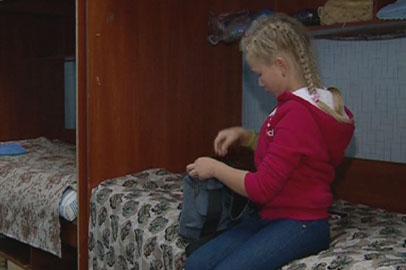 Юные амурчане из зон подтопления обживаются в санатории Смоленска