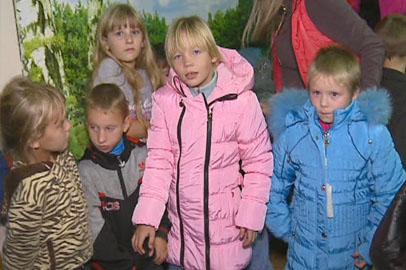 Детей, живущих в санатории «Белые горы», обеспечили теплыми вещами