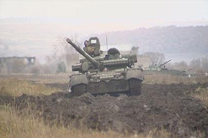 Женщин-танкистов впервые начали готовить в Приамурье