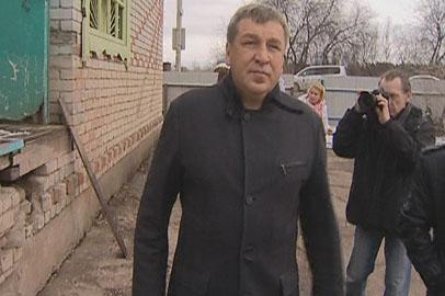 Глава Минрегионразвития РФ осмотрел участки под строительство жилья для подтопленцев