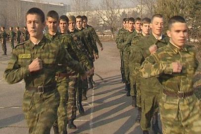 Амурских школьников готовят к службе на границе