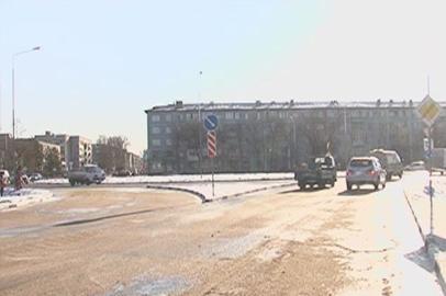 Движение автотранспорта по новому кольцу открыто в Белогорске