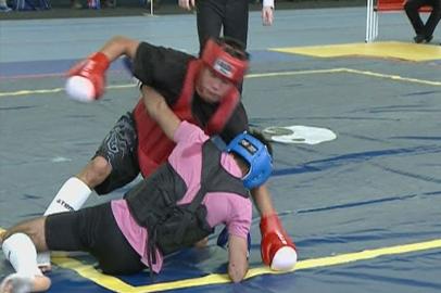 В открытом Кубке Благовещенска по ушу-саньда приняли участие 90 спортсменов