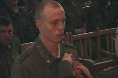 Амурских военных наградили за участие в ликвидации последствий наводнения