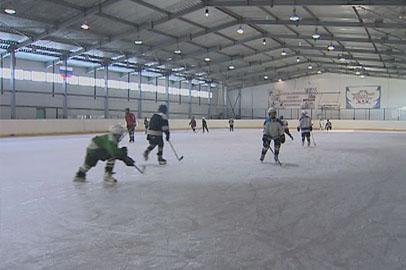 В Свободном настоящий хоккейный бум