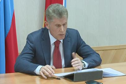 Олег Кожемяко: все котельные Приамурья работают в штатном режиме