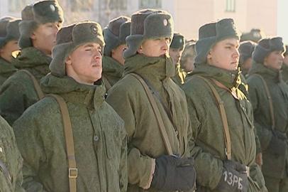 Количество контрактников в Приамурье выросло на треть