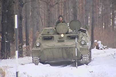 Автошкола ДОСААФ в Свободном готовится к очередному выпуску