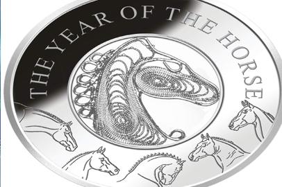 Символ года в серебре и золоте можно приобрести в филиалах Сбербанка