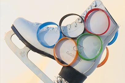 Олимпийское шоу прошло на открытии снежного городка в Благовещенске