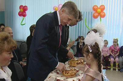 В Белогорском районе открыли сразу два детских сада
