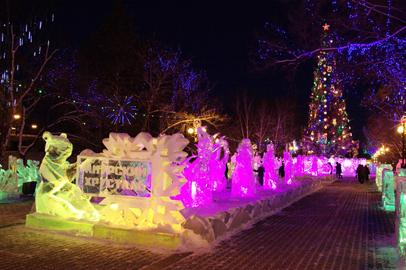 Амурские подтопленцы отправились на Новый год в Хабаровск