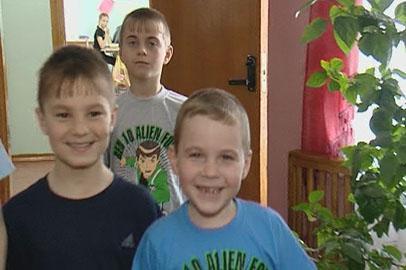 Воспитанники детского дома в Дмитриевке живут большой дружной семьёй