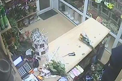 Серийного грабителя цветочных павильонов поймали в Благовещенске