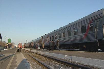 В Приамурье сохранены 14 пригородных поездов