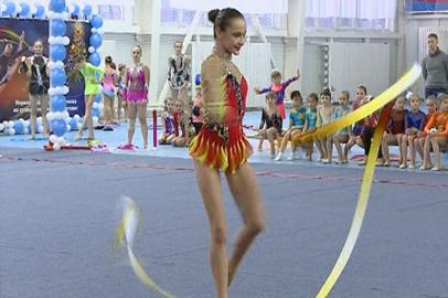 Турнир по художественной гимнастике прошёл в Благовещенске
