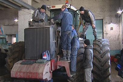 Ремонт сельхозтехники начали лишь в единичных хозяйствах Приамурья