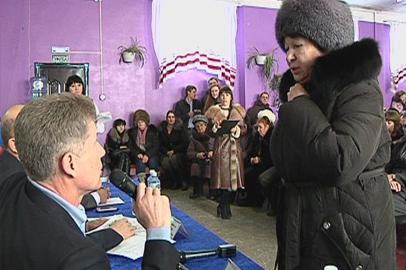 Свободненцы рассказали губернатору о нерешенных после наводнения проблемах